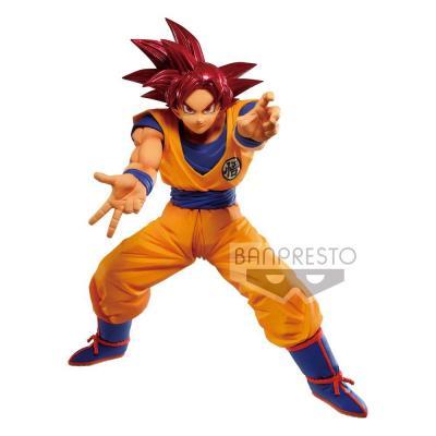Dragon ball super statuette pvc maximatic the son goku v 25 cm