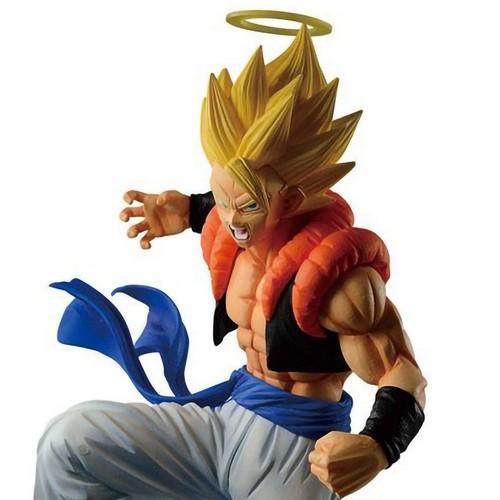 Dragon ball z figurine gogeta ssj ichibansho dokkan battle 1