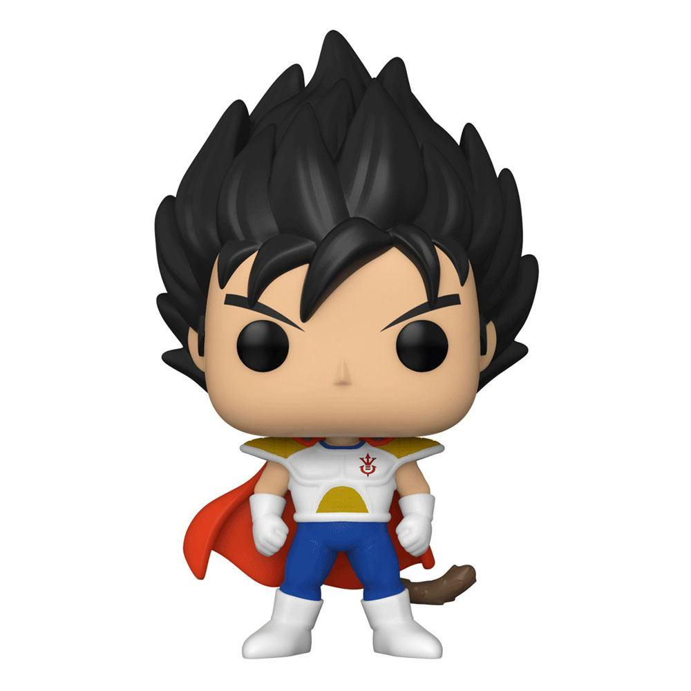 Dragon ball z figurine pop animation vinyl child vegeta 9 cm
