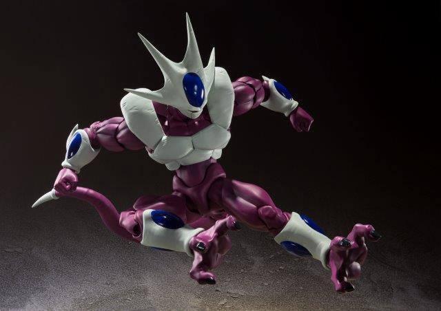 Dragon ball z figurine s h figuarts cooler final form tamashii nations suukoo toys 4