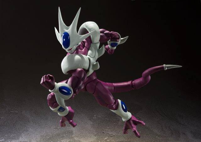 Dragon ball z figurine s h figuarts cooler final form tamashii nations suukoo toys 5