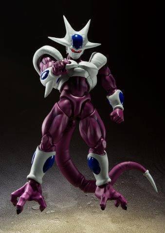 Dragon ball z figurine s h figuarts cooler final form tamashii nations suukoo toys 6