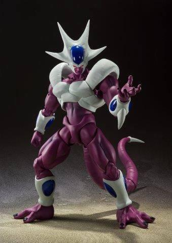 Dragon ball z figurine s h figuarts cooler final form tamashii nations suukoo toys 7
