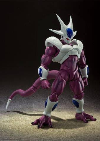 Dragon ball z figurine s h figuarts cooler final form tamashii nations suukoo toys 8