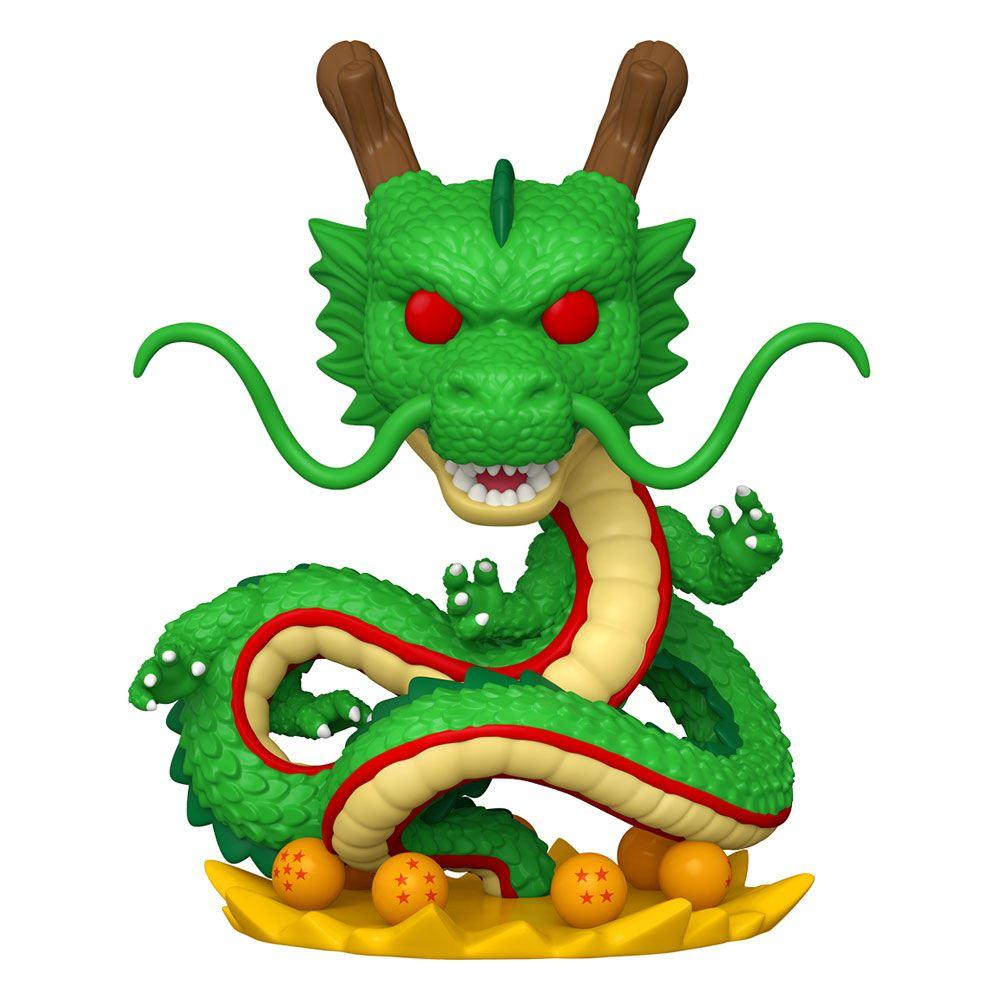 Dragon ball z super sized pop animation figurine shenron dragon 25 cm