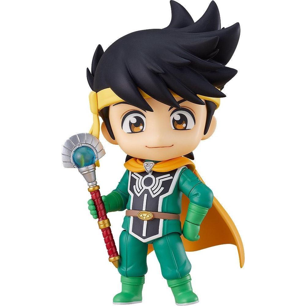 Dragon quest the legend of dai figurine nendoroid popp suukoo toys 1