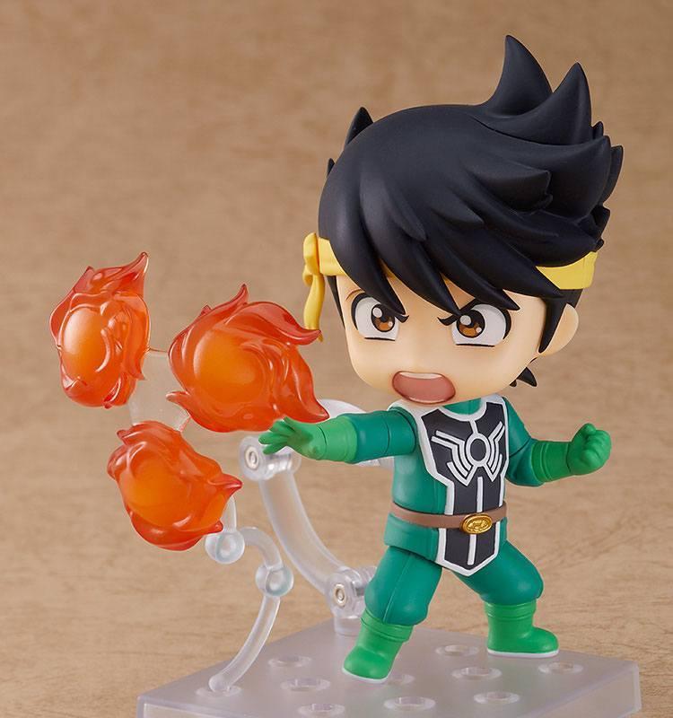 Dragon quest the legend of dai figurine nendoroid popp suukoo toys 2