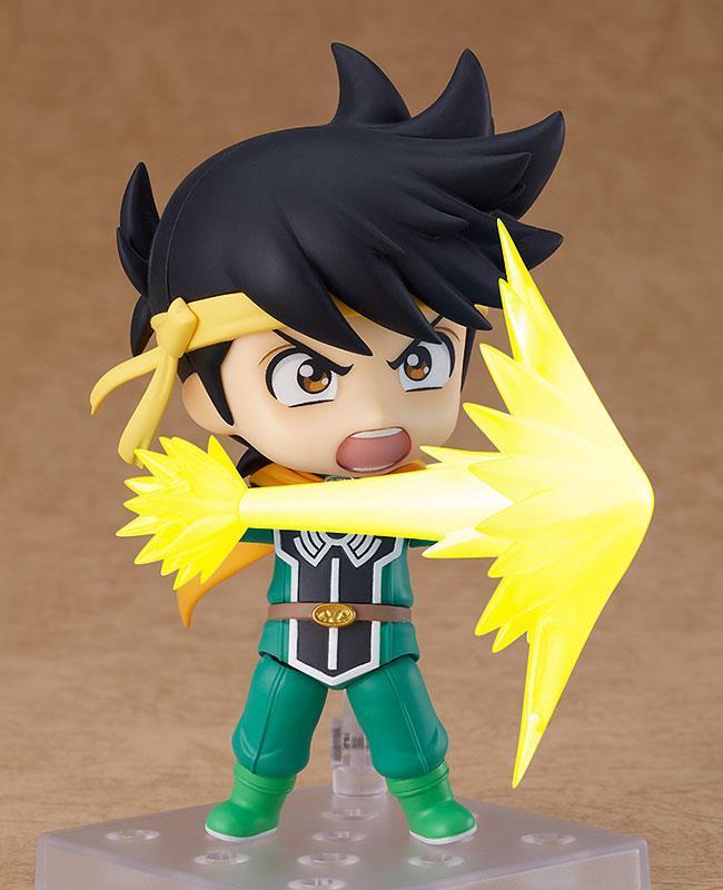 Dragon quest the legend of dai figurine nendoroid popp suukoo toys 3