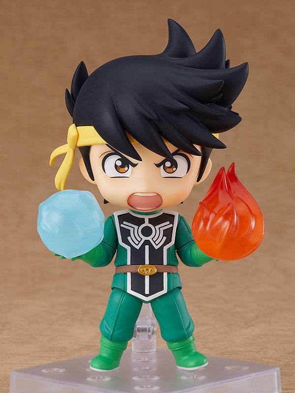 Dragon quest the legend of dai figurine nendoroid popp suukoo toys 4