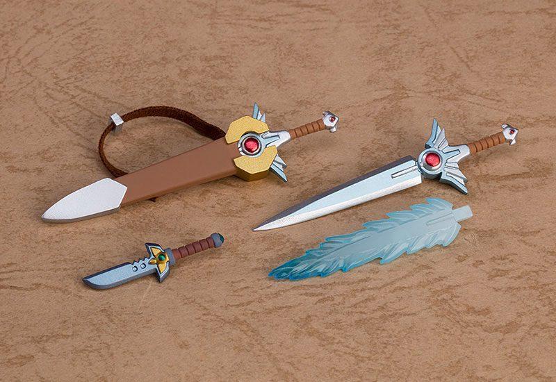 Dragon quest the legend of dai figurine nendoroid suukoo toys 1