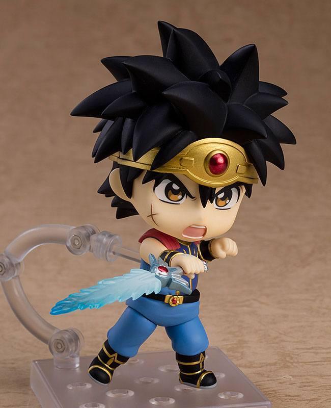 Dragon quest the legend of dai figurine nendoroid suukoo toys 2