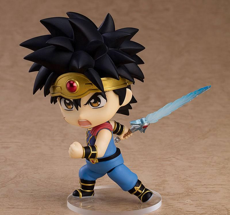 Dragon quest the legend of dai figurine nendoroid suukoo toys 3
