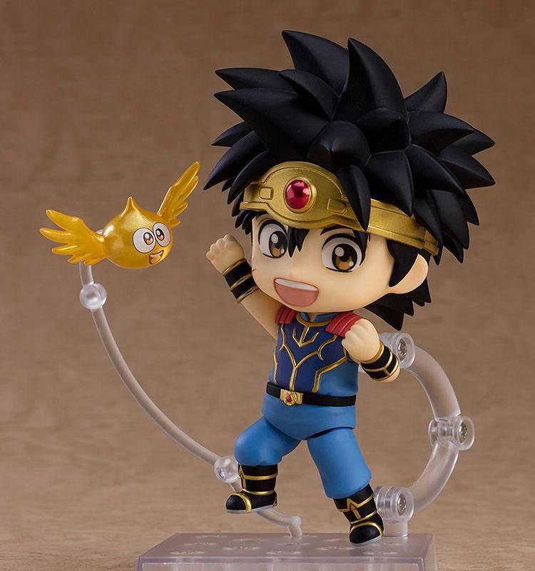 Dragon quest the legend of dai figurine nendoroid suukoo toys 4