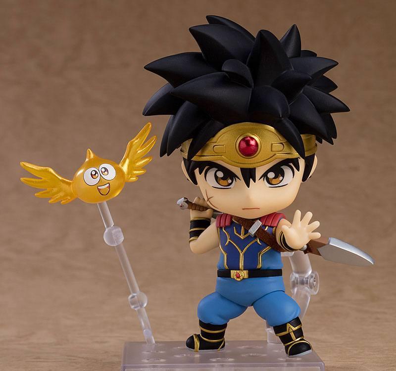 Dragon quest the legend of dai figurine nendoroid suukoo toys 6