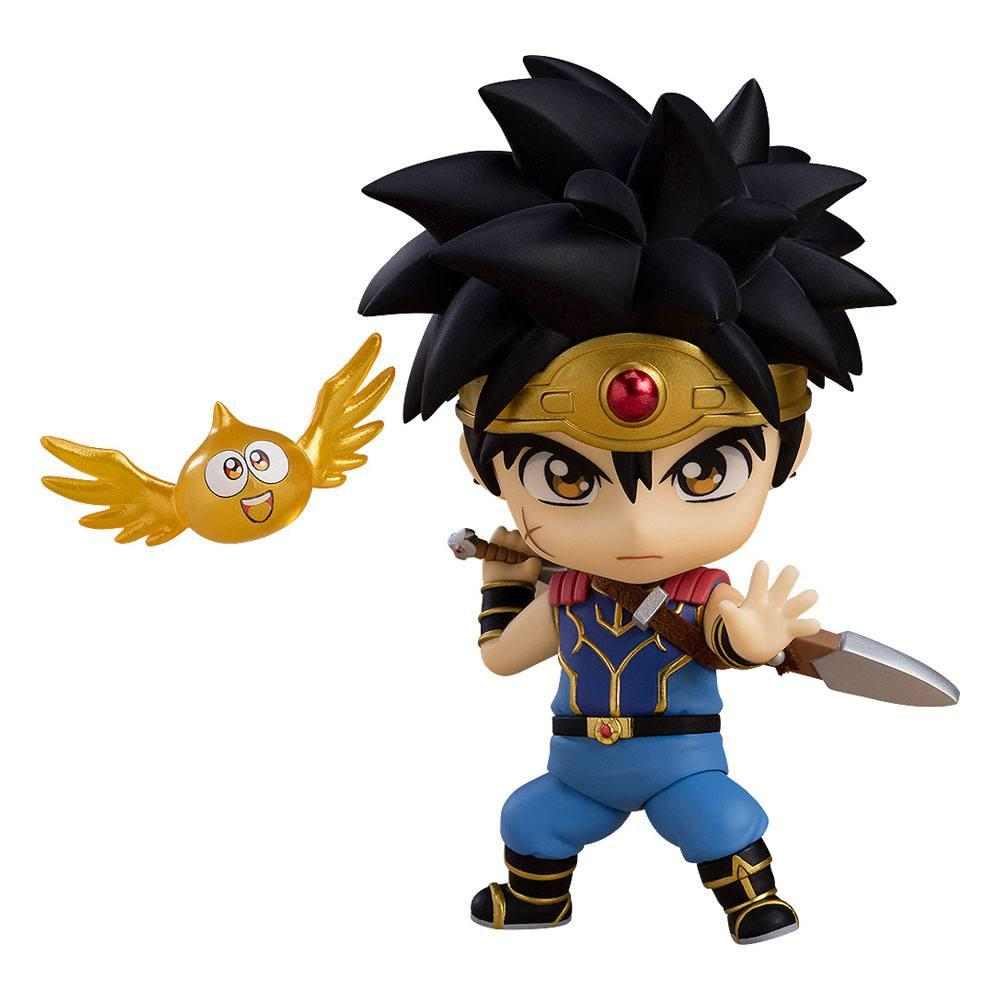 Dragon quest the legend of dai figurine nendoroid suukoo toys 7