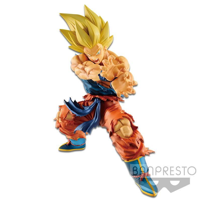 Dragonball legends collab figurine kamehameha son goku 17 cm 1