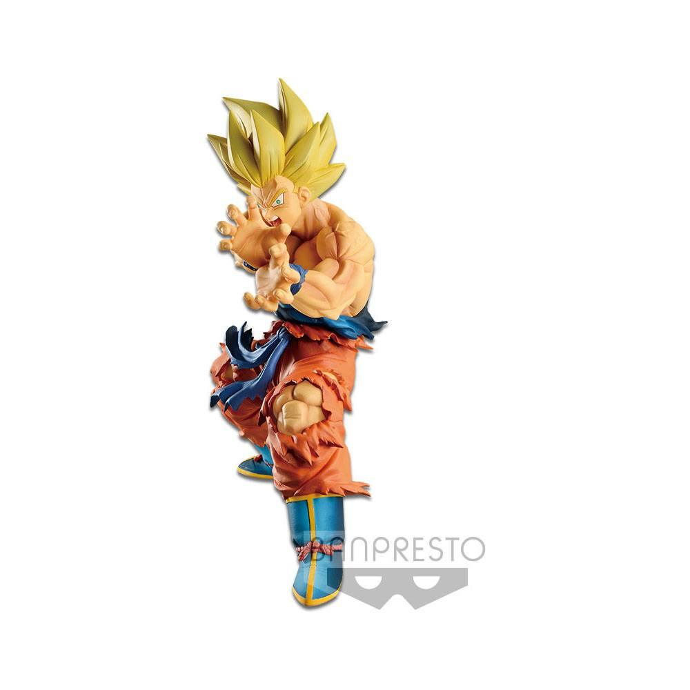 Dragonball legends collab figurine kamehameha son goku 17 cm 2