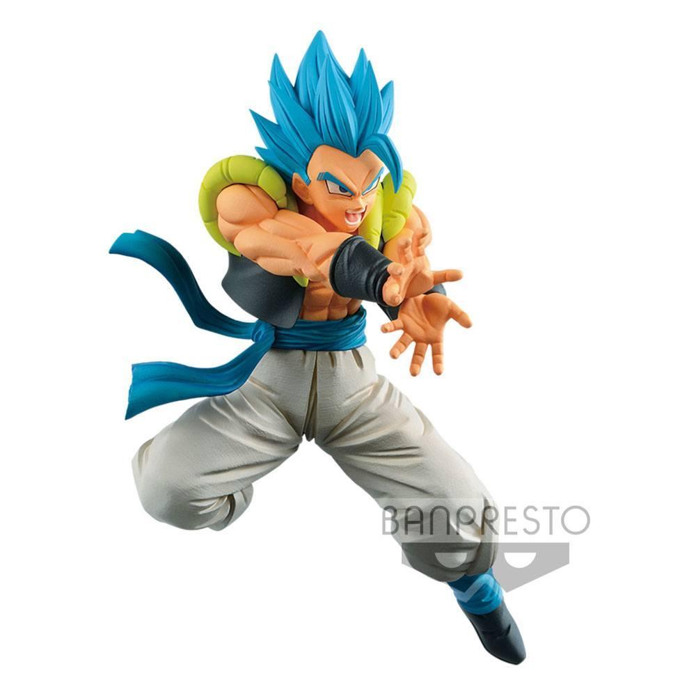 Dragonball super figurine super kamehame ha gogeta ver 1 18 cm 2