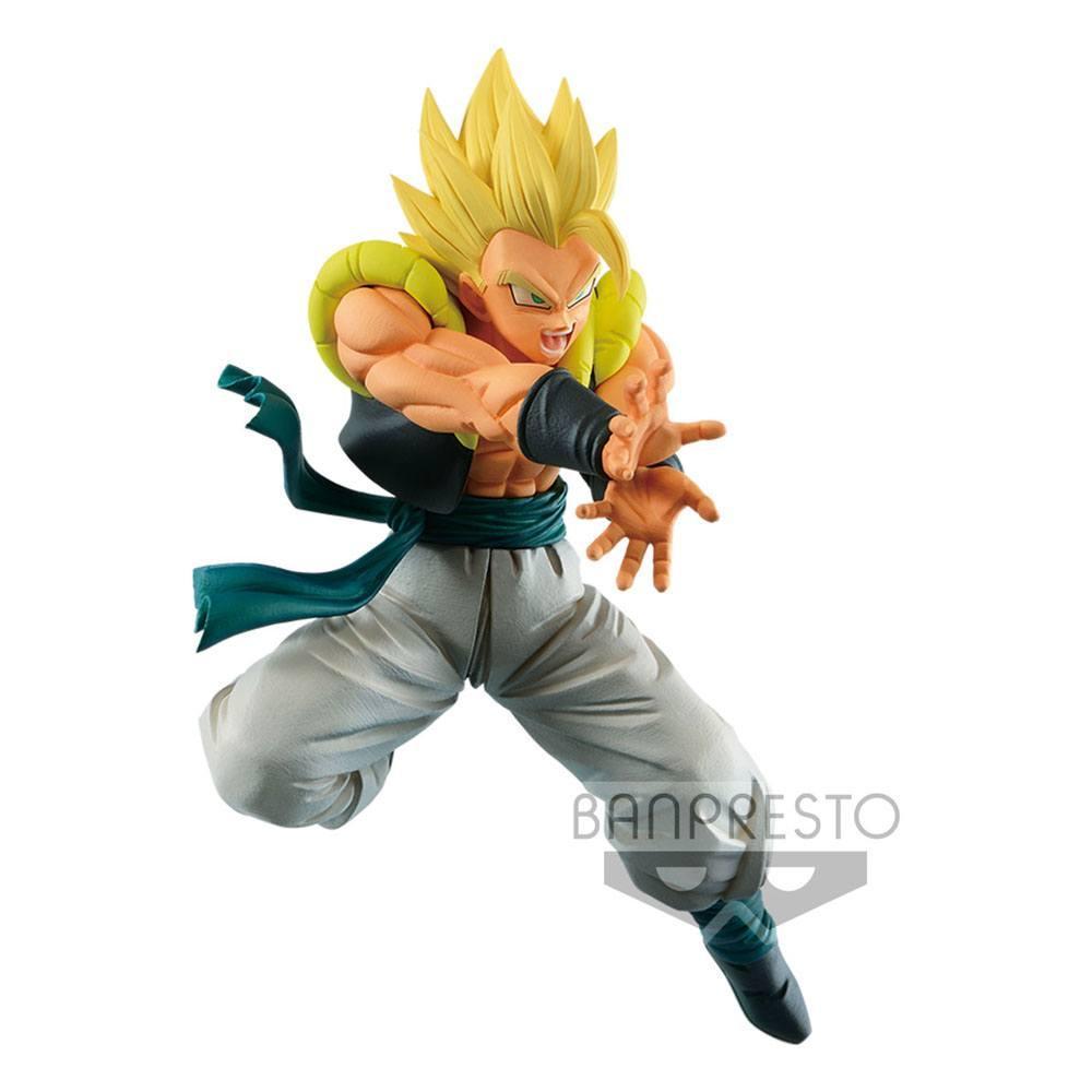 Dragonball super figurine super kamehame ha gogeta ver 2 18 cm 2