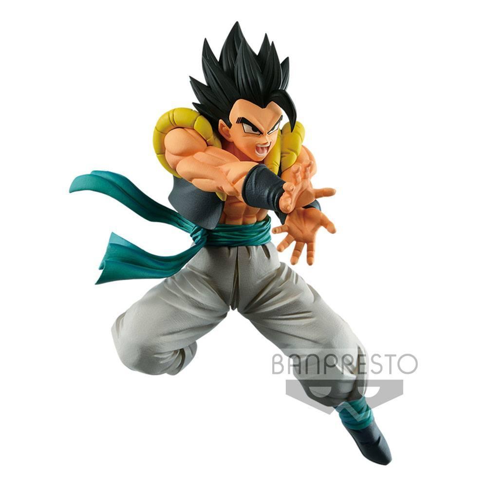 Dragonball super figurine super kamehame ha gogeta ver 3 18 cm 2