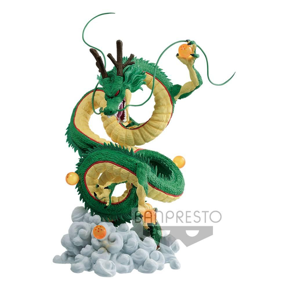 Dragonball z figurine creator x creator shenron 16 cm