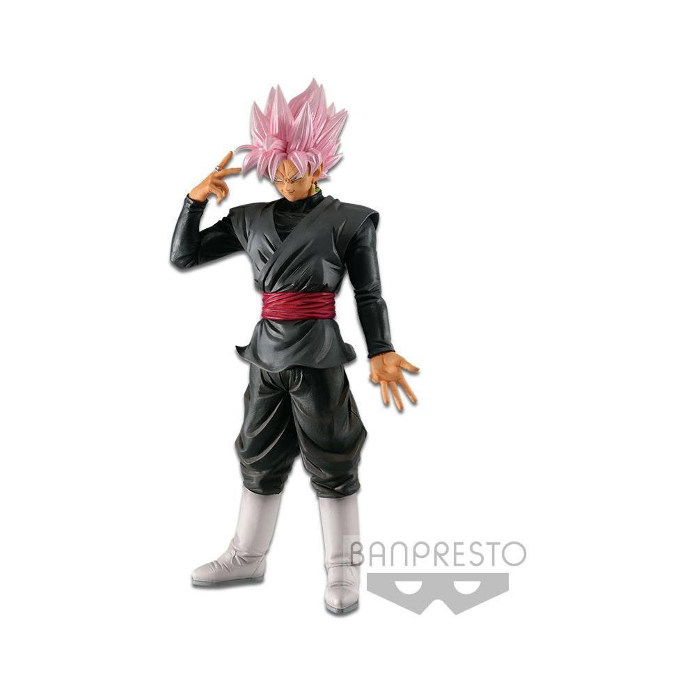 Dragonball z figurine grandista resolution of soldiers super saiyan rose 28 cm 3
