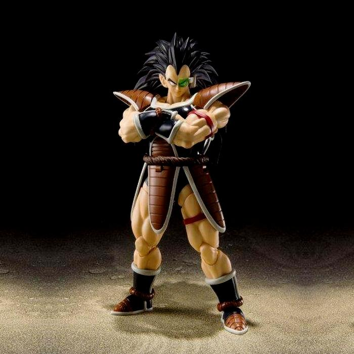 Dragonball z figurine s h figuarts raditz 17 cm 1