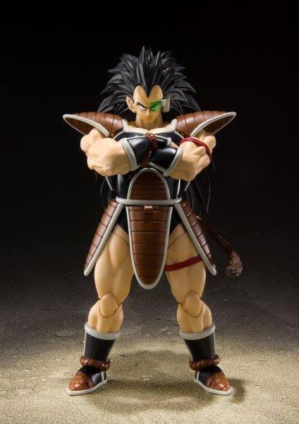 Dragonball z figurine s h figuarts raditz 17 cm 2