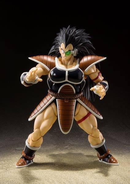 Dragonball z figurine s h figuarts raditz 17 cm 5