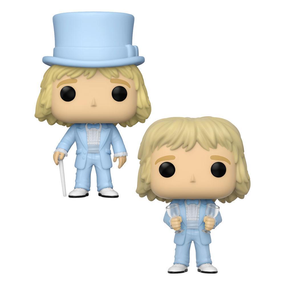Dumb and dumber assortiment pop movies vinyl figurines harry dunne in tux 9 cm 1