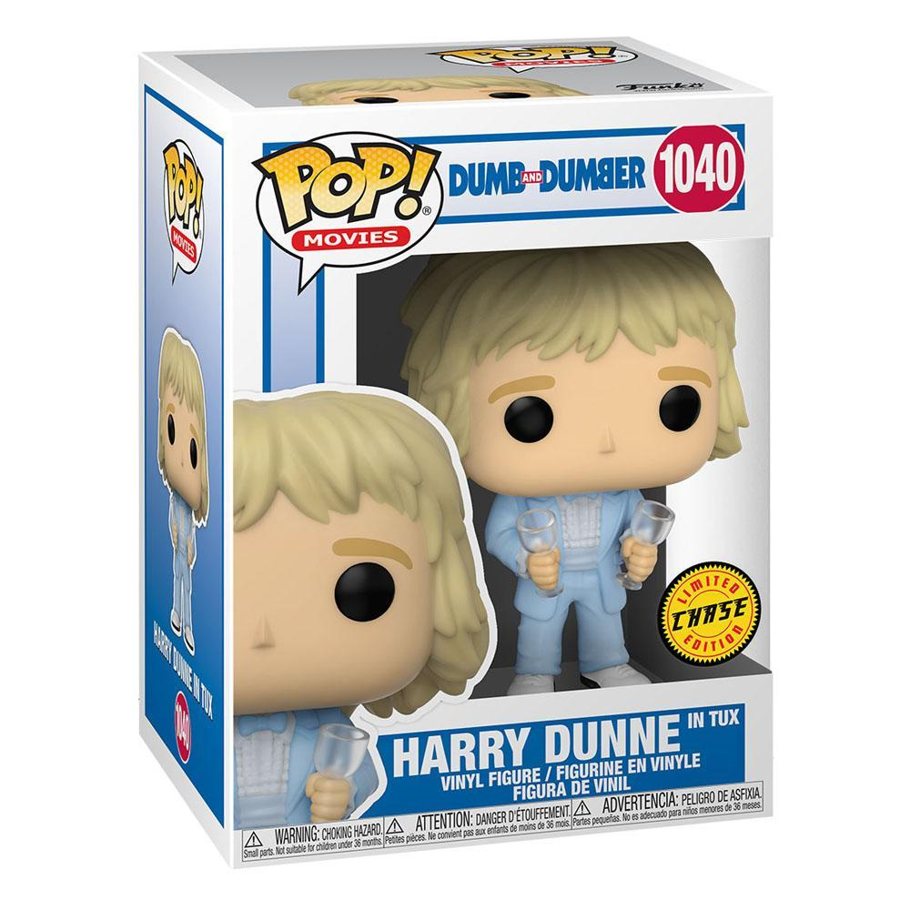 Dumb and dumber pop figurines harry dunne in tux 9 cm chase 2