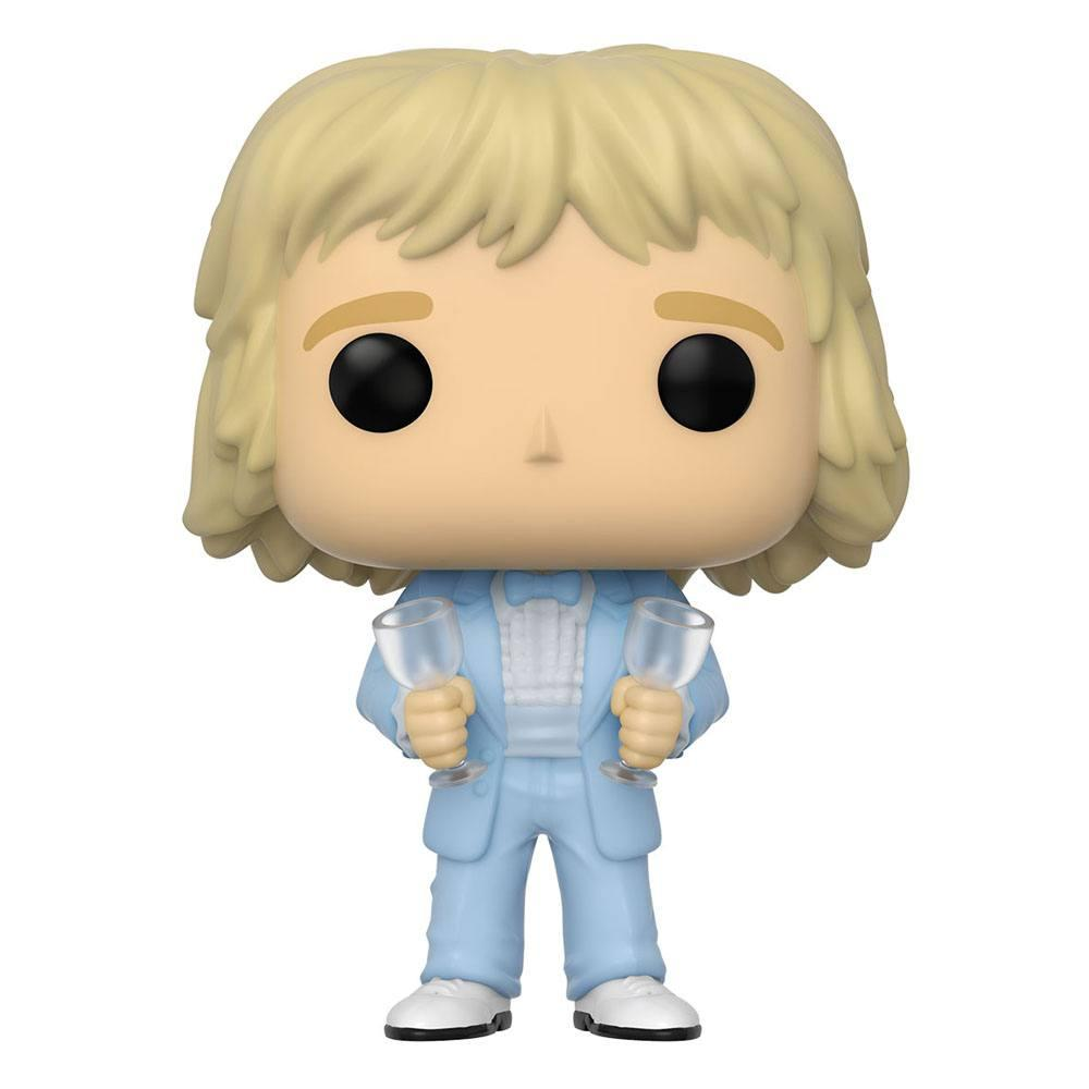 Dumb and dumber pop figurines harry dunne in tux 9 cm chase