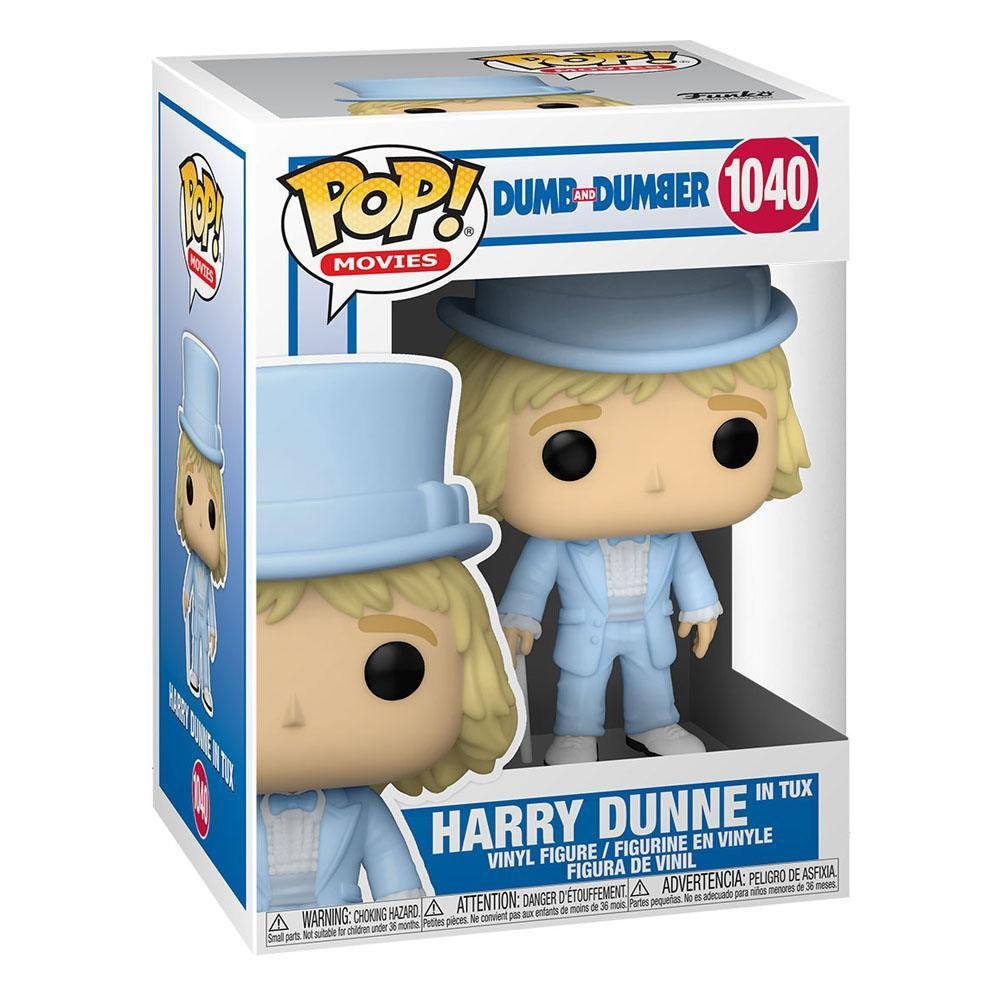 Dumb and dumber pop figurines harry dunne in tux 9 cm classic 2