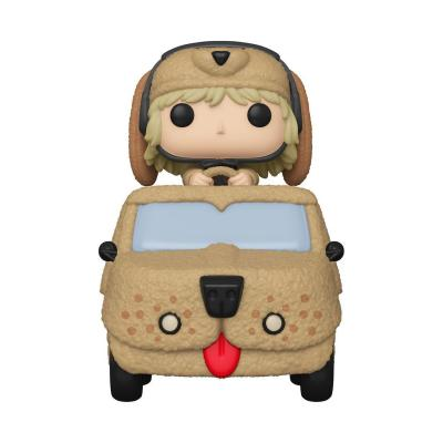 Dumb and Dumber POP! Rides Vinyl figurine Harry Dunne in Mutts Cutts Van 18 cm