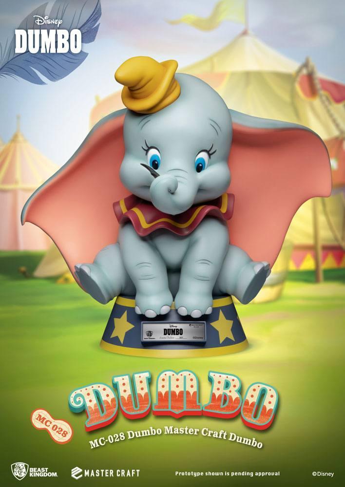Dumbo statuette master craft disney 32 cm 1