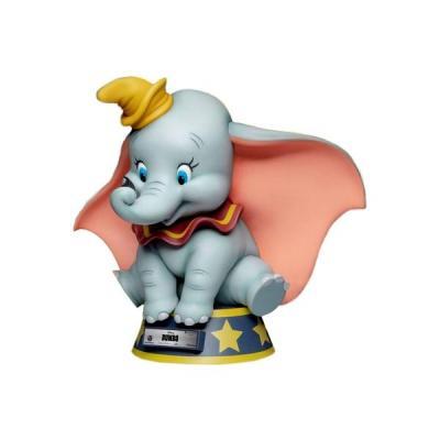 Dumbo statuette master craft disney 32 cm 3
