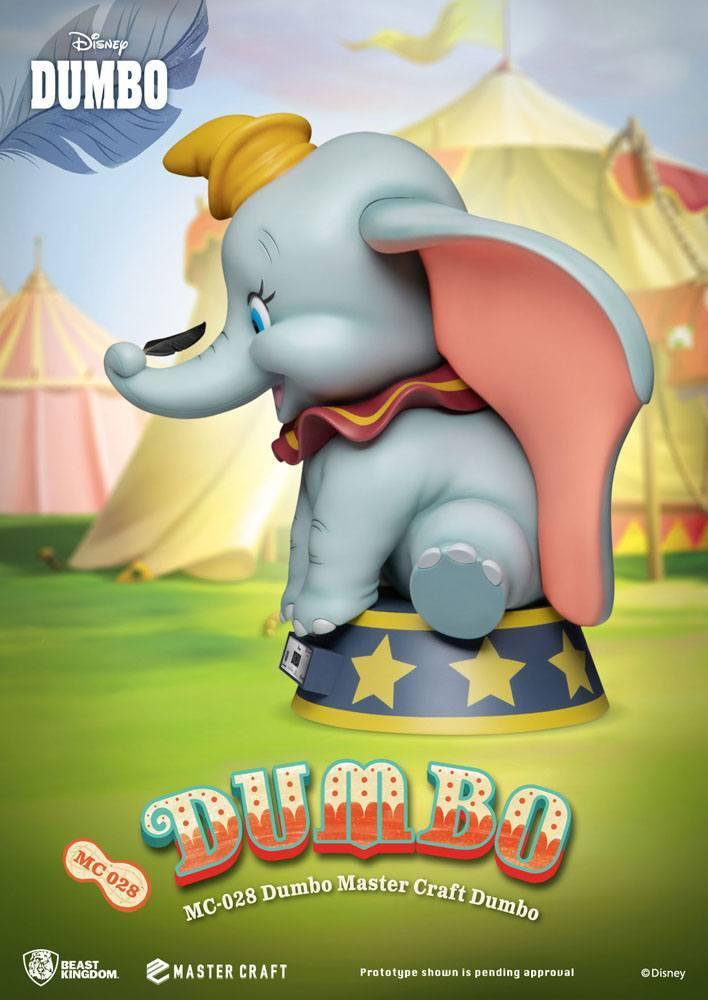 Dumbo statuette master craft disney 32 cm 4