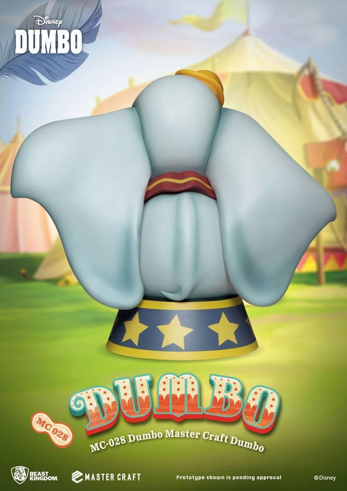 Dumbo statuette master craft disney 32 cm 5