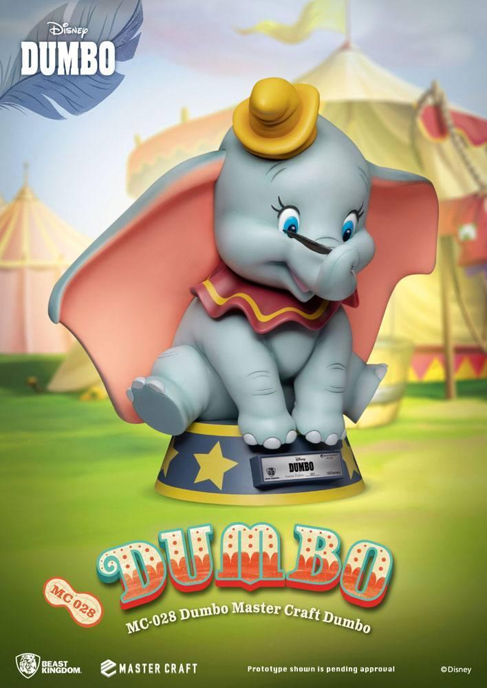 Dumbo statuette master craft disney 32 cm 6