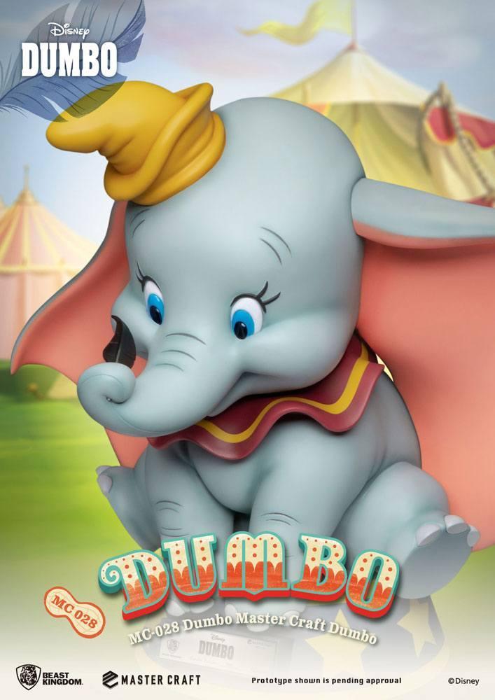 Dumbo statuette master craft disney 32 cm 8