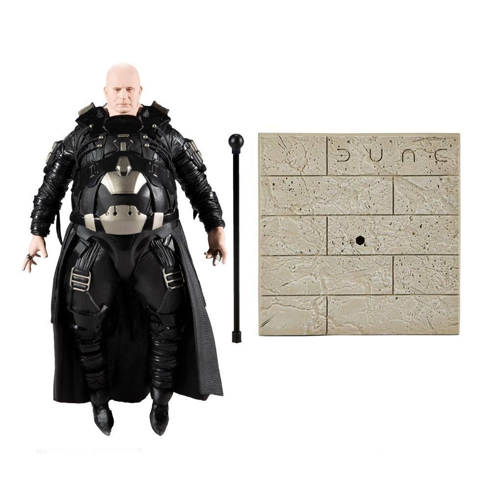 Dune figurine premium baron 30 cm 4