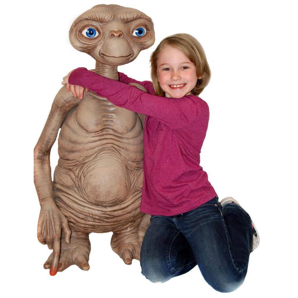 E t l extra terrestre replique poupee e t stunt puppet 91 cm 3