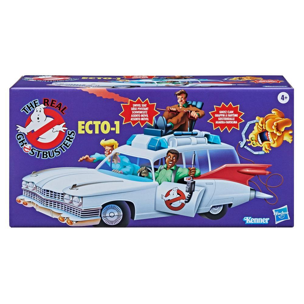 Ecto vehicule ghostbusters classic hasbro annee80 reedition suukoo toys 1