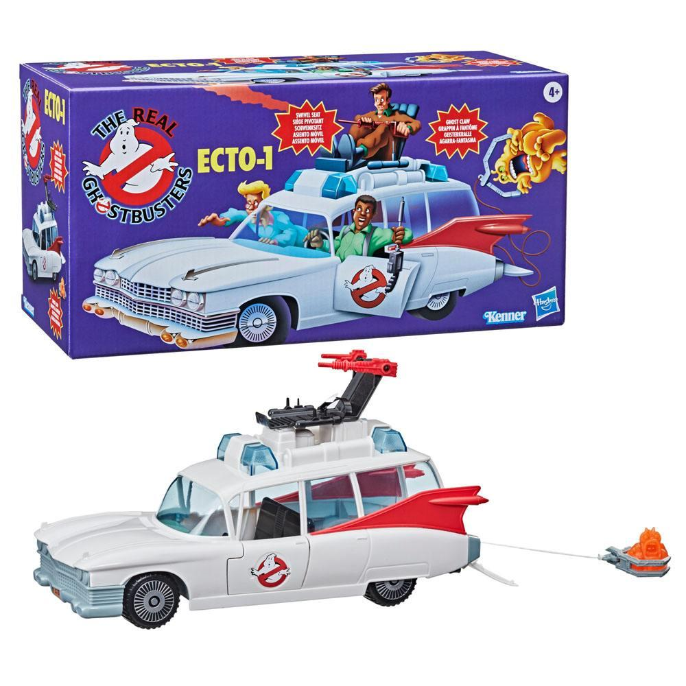 Ecto vehicule ghostbusters classic hasbro annee80 reedition suukoo toys 2