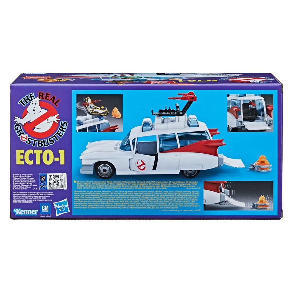 Ecto vehicule ghostbusters classic hasbro annee80 reedition suukoo toys 3
