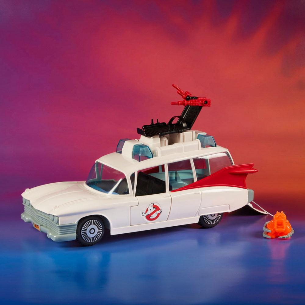 Ecto vehicule ghostbusters classic hasbro annee80 reedition suukoo toys 4