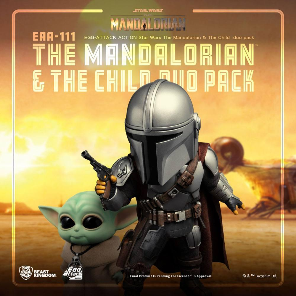 Egg attack action the mandalorian 3