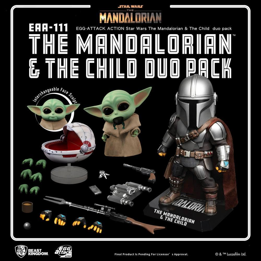 Egg attack action the mandalorian 6