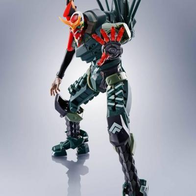 Evangelion: 3.0+1.0 Thrice Upon a Time figurine Robot Spirits (Side EVA) New EVA-02a 17 cm