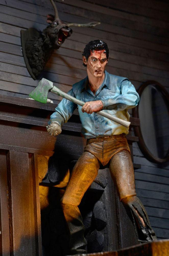 Evil dead 2 figurine ultimate ash 18 cm neca 7